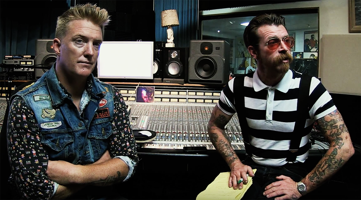 How Eagles Of Death Metal​ Describe The Terrible Paris Terror Attacks